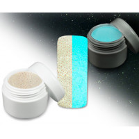 Noname Cosmetics Nightlight 1 Glitter UV geeli 5 g