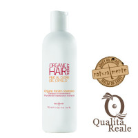 Naturalmente Organic Keratin shampoo 150 mL