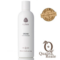 Naturalmente Orchid Black Flower värishampoo 250 mL
