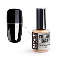 Noname Cosmetics UV/LED Top Coat Päällysakka 15 mL