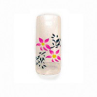 Princess Nails Koristetippi malli 057 70 kpl