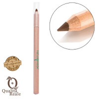 Naturalmente Breathe Eyebrows Pencil Kulmakynä Sävy 1 Medium Chocolate