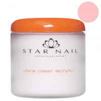 Star Nail Pinker Pink Ultra Clear akryylipuuteri 161 g