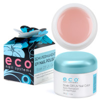 Eco Nail Systems Pink Eco Soak Off geelilakka 28 g