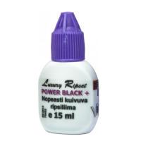 BeautQ Professional Power Black + teholiima ripsipidennyksiin 10 g