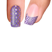 Trendy Nail Wraps Beauty School Drop Out Kynsikalvo kärkikalvo