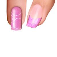 Trendy Nail Wraps Bubbalicious Pink Kynsikalvo kärkikalvo