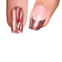 Trendy Nail Wraps Hot Thing Kynsikalvo koko kynsi