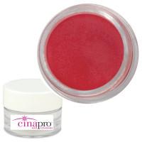 CinaPro Punainen akryylipuuteri 3,5 g