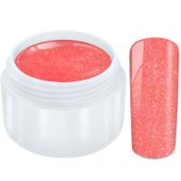 Noname Cosmetics Red Neon Glitter UV geeli 5 g