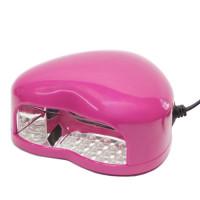 Noname Cosmetics Pinkki Sydän 13C LED-uuni