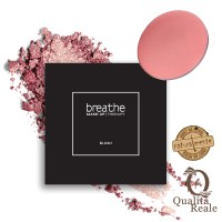 Naturalmente Breathe Make-Up Therapy Blush Poskipuna #01 Pink Quartz 9 g