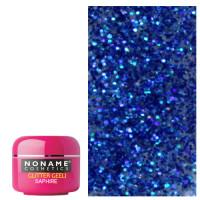Noname Cosmetics Sapphire Glitter UV geeli 5 g