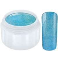 Noname Cosmetics Blue Neon Glitter UV geeli 5 g