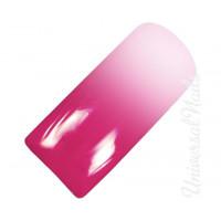 Universal Nails Magenta/Valkoinen Thermo UV geeli 5 g