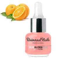 Universal Nails Appelsiini Kynsinauhaöljy pipetillä 15 mL