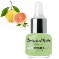 Universal Nails Greippi Kynsinauhaöljy pipetillä 15 mL
