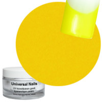 Universal Nails Keltainen UV värigeeli 10 g