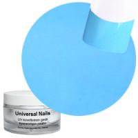 Universal Nails Pastelli Sininen UV värigeeli 10 g