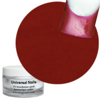 Universal Nails Punainen Chianti UV värigeeli 10 g