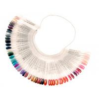 Cuccio Colour Veneer ja kynsilakka värikartta
