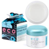 Eco Nail Systems Kirkas Eco Soak Off alus/rakennusgeeli 28 g