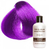 Naturalmente Violet Ton & Color hiusväri 120 mL