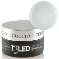 Cuccio White T3 LED/UV Controlled Leveling Cool Cure geeli 7 g