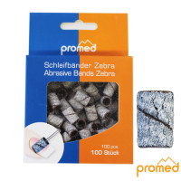 Promed ZEBRA Rough hiontapaperi karhea 100 kpl