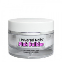 Universal Nails Pink builder gel 10 g