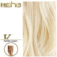 So Cap Straight Keratin-Tipped Extensions 10 pcs Color 59 55-60 cm
