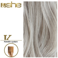 So Cap Straight Keratin-Tipped Extensions 10 pcs Color 61 55-60 cm
