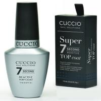 Cuccio 7 Second Top Coat 13 mL