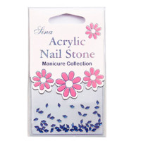 Sina Acrylic Nail Stones Acry-43 48 kpl