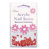 Sina Acrylic Nail Stones Acry-49 48 kpl