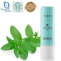 Naturalmente Breathe Mint Kiss LipBalm 4,8 g