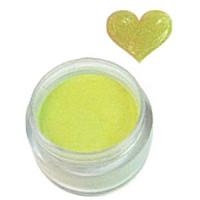 Sina Pearly Green acrylic powder 5,1 g