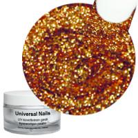Universal Nails Kupari Copper Glitter UV gel 10 g