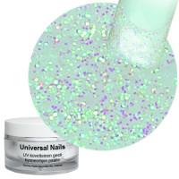 Universal Nails Väriävaihtava Color Changing Glitter UV gel 10 g