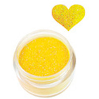 Sina Dark Yellow Glitter acrylic powder 5,1 g