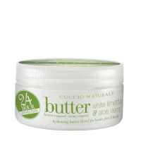 Cuccio Naturalé Butter Blend White Limetta & Aloe Vera Body Butter 226 g
