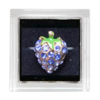 Sina Toe Ring blue strawberry