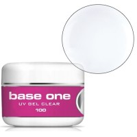 Silcare Base One Thick Clear UV-gel 100 g