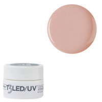 Cuccio Opaque Brazilian Blush T3 LED/UV Controlled Leveling Cool Cure gel 7 g
