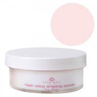 Star Nail Pink Flash Silica acrylic powder 45 g