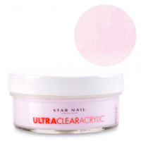 Star Nail Pink Ultra Clear acrylic powder 45 g