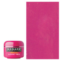 Noname Cosmetics Sunset Red Basic UV Gel 5 g