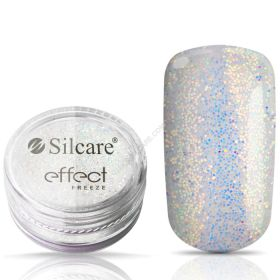 Silcare #02 Freeze Effect glitterpuuteri 1 g