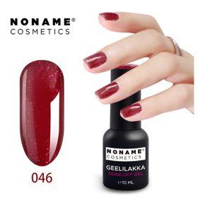 Noname Cosmetics #046 3-vaihe geelilakka 10 mL