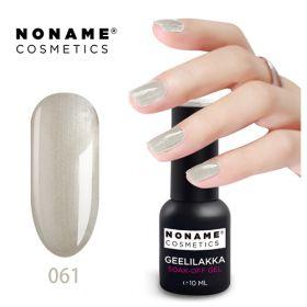 Noname Cosmetics #061 3-vaihe geelilakka 10 mL